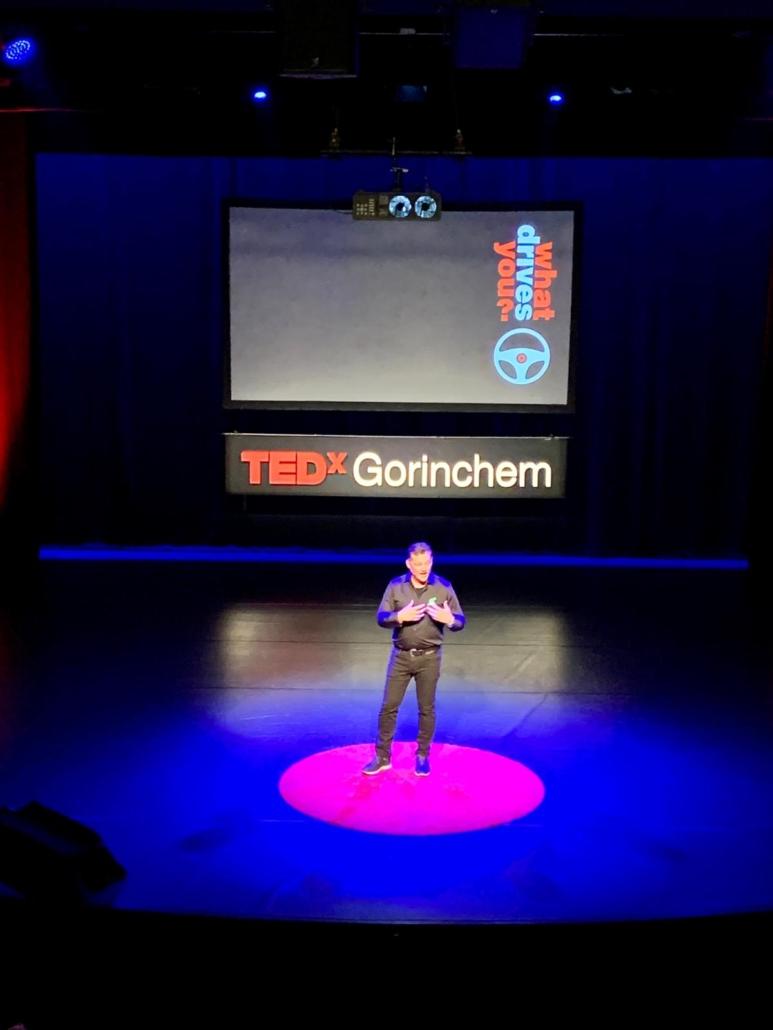 TEDx Gorinchem - Daniel Seesink